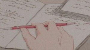 อาชีพนักเขียน